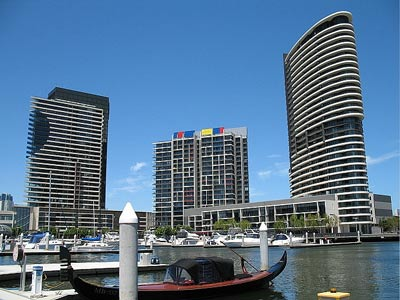 Towers 3 & 4 Docklands